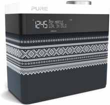 Pure Fm/Dab/Dab+ Marius Pop Maxi Bluetooth Grå