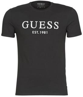 Guess T-shirts med korta ärmar CN SS LOGO TEE Guess