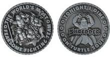 Fanattik Teenage Mutant Ninja Turtles Limited Edition Coin