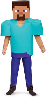 Minecraft, Steve, Deluxe, Size S