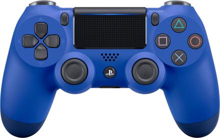 Sony Dual Shock 4 Controller V2 Wave Blue (PS4) (Original)
