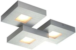 Cubus 3 Taklampe Aluminium - Bopp