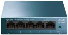 TP-Link LiteWave 5-Port Metal Gigabit Desktop Switch