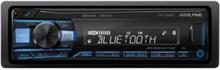 UTE 200BT - Bilradio - Svart