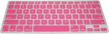 Silikonskydd till tangentbord, MacBook Pro 13.3 (Rosa)