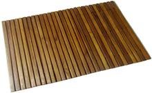 vidaXL Akaasia Kylpymatto 80 x 50 cm