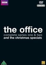 Office - Complete Box Set (5 disc) (Import - No.Tekst)