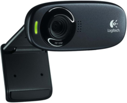 HD Webcam C310 - webbkamera