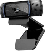 Webcam Logitech C920 HD Pro 1080p FHD 30 fps Sort