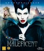 Maleficent - Pahatar (Blu-ray)