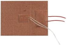 Thermo Silikon Värmefolie självhäftande 24 V/DC, 24 V/AC 75 W Kapslingsklass IP7X (L x B) 100 mm x 75 mm