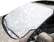 Vindruteskydd till bilens vindruta för skydd mot sol, snö och damm.