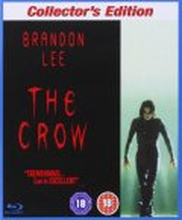 The Crow - Collector's Edition (Blu-ray) (Tuonti)