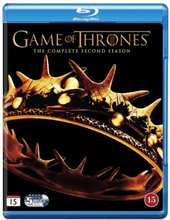Game Of Thrones - Sesong 2 (5 disc) (Blu-ray)