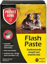 Musgift med betstation, Flash Paste