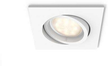 Shellbark Recessed White 4.5W