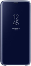 Clear View Standing Cover S9 - Blue