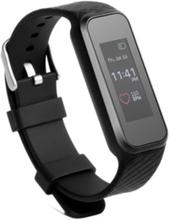 Technaxx TrendGeek TX-81 Fitnessklocka, hjärtfrekvens, steg, färgdisplay
