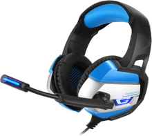 Not specified ONIKUMA K5 3.5mm Gaming Headset För PC, Laptop, PS4, XBOX - Blå