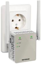 Netgear Anslutningspunkt med relästation EX6120-100PES 5 GHz Vit