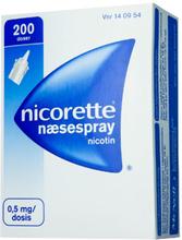 Nicorette Nikotin Næsespray (200 doser)