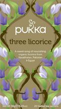 Pukka Three Licorice Te Ø (20 breve)