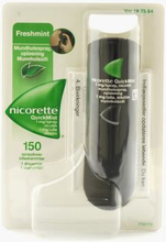 Nicorette Quickmist Mundspray 1 mg (150 doser)