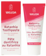 Weleda Rathania Toothpaste (75 ml)