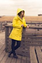 Ösregn of Sweden - Rain coat Lemon