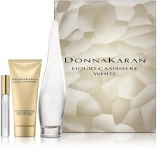 DKNY Liquid Cashmere White Presentset 100ml EdP