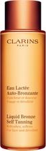 Köp Clarins Liquid Bronze Self Tanning, 125ml Clarins Brun utan sol fraktfritt