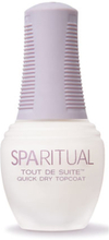 Sparituals Topcoat Tout De Suite - Quick Dry 82125 (15 ml)