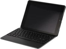 """Deltaco Bluetooth tangentbord med skal för iPad 9,7"""", laptop-design"""