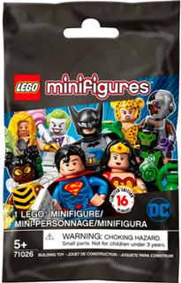 LEGO DC Serier 71026 Minifigurer