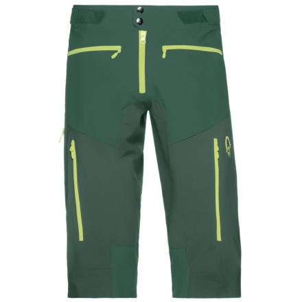 Norrøna Fjørå Flex1 Shorts Men Herr Träningsshorts Grön L
