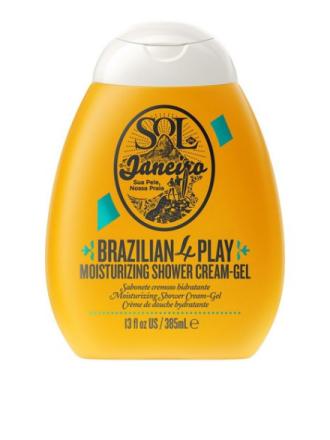 Sol de Janeiro Brazilian 4 Play Moisturizing Shower Cream-Gel