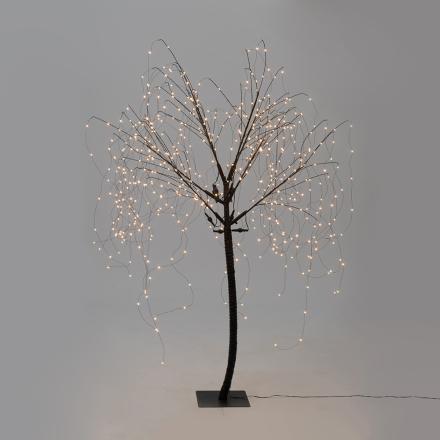 Koristevalaisin valopuu FINNLUMOR 170cm 512 MICRO LED KUPARILANKA