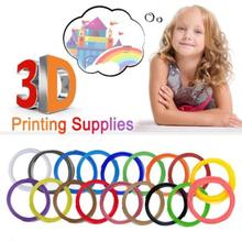 3d-pennfilament 10 Färger Som Skriver Ut Kreativa Hobbyskrivare 10 Colors 5m