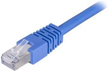 DELTACO DELTACO U/UTP Cat6 patchkabel 2 m, blå 7340004613787 Replace: N/ADELTACO DELTACO U/UTP Cat6 patchkabel 2 m, blå