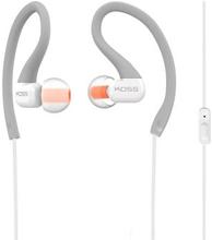 KOSS Koss hörlurar KSC32iGRY In-Ear mic, grå KSC32iGRY Replace: N/AKOSS Koss hörlurar KSC32iGRY In-Ear mic, grå
