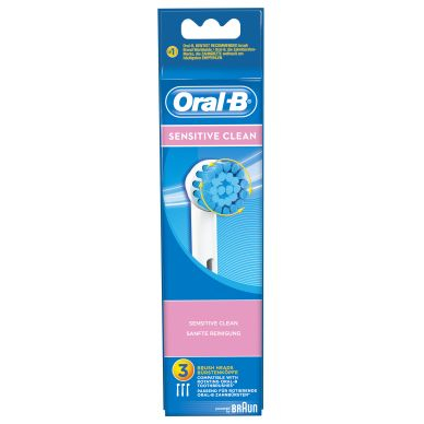 Original Oral-B Sensitive 3-pakkaus