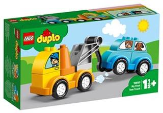 LEGO DUPLO 10883 LEGO® DUPLO® My First Tow Truck 24+ months