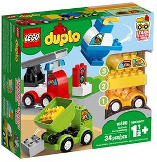 LEGO DUPLO 10886 LEGO® DUPLO® My First Car Creations 24+ months