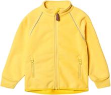 Kuling, Livingo Windfleece Jacka Sunshine Yellow