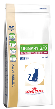 Royal Canin Veterinary Diets Cat Urinary Olfactory Attraction 1,5kg - animail