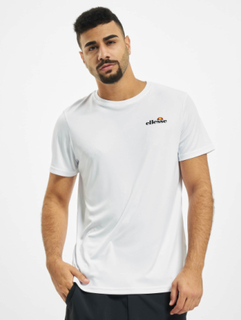 Ellesse Mænd T-shirts Malbe i hvid, S