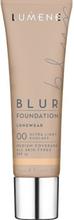Lumene Blur Foundation 00 Ultra Light