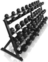 ODIN 545kg Hex Set (15 sæt håndvægte + rack)