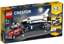 31091 Creator Vehicles, Transport för rymdfärja
