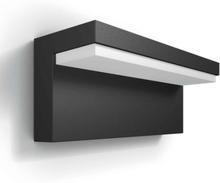 Philips Bustan Vägglampa LED 2x4,5W